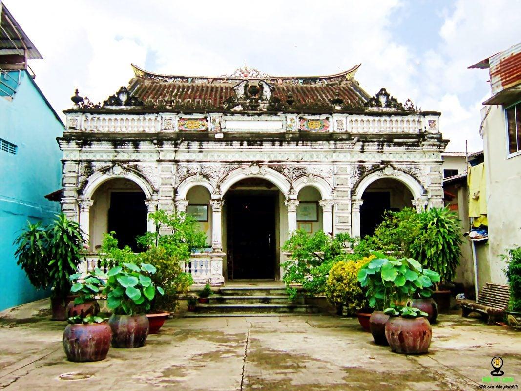Đồng Tháp: Nhà cổ Huỳnh Thuỷ Lê