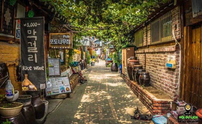 Những địa điểm du lịch Seoul nổi tiếng không thể bỏ lỡ