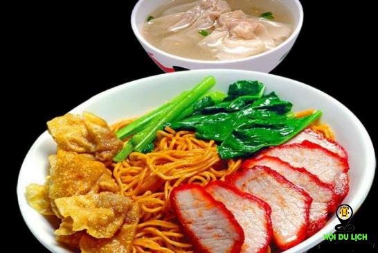 Top 5 món mì cực ngon trở thành đặc sản ở Singapore