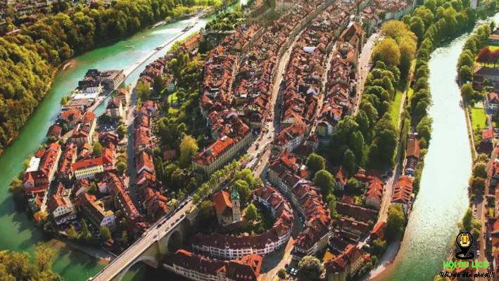 Tham quan phố cổ Bern đẹp thơ mộng (ảnh sưu tầm)