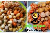 """Top 6 món ăn đường phố """"hớp hồn"""" khách du lịch ở Sài Gòn"""