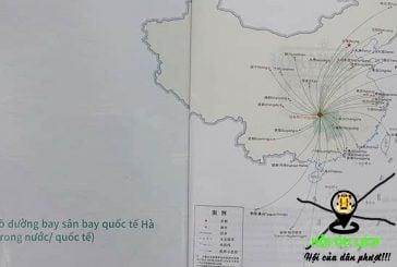 Saigontourist sử dụng ấn phẩm du lịch có 'đường lưỡi bò'