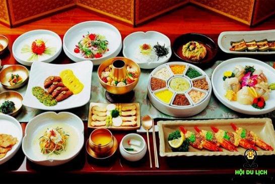 Những món ăn tạo nên nét độc đáo ẩm thực Hàn Quốc