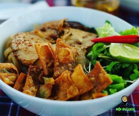 Cao Lầu Hội An - món ăn độc đáo của ẩm thực miền Trung