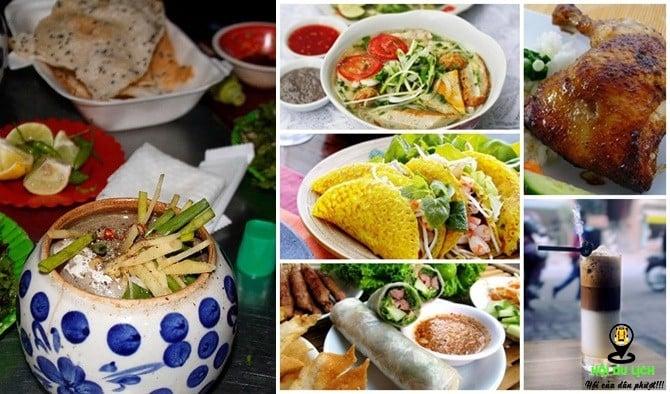Những món ăn đặc sắc nên thưởng thức tại Phú Yên