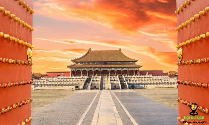 Tử Cấm Thành nổi tiếng trong các bộ phim cổ trang Trung Quốc