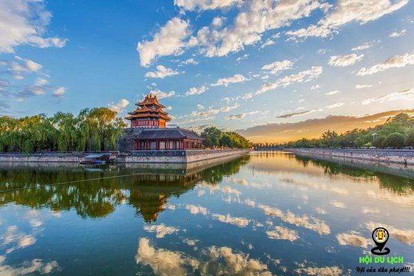Di Hòa Viên - địa điểm du lịch Bắc Kinh thú vị