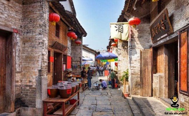Phố cổ Hutong - hành trình ngược về quá khứ