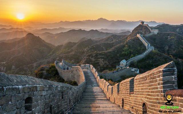 Vạn Lý Tường Thành - du lịch Bắc Kinh