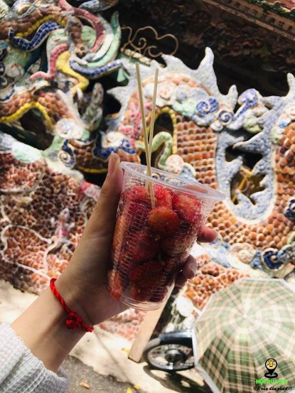 Review du lịch Đà Lạt. Ảnh: Facebook: Vy Lệ Ái Quyên