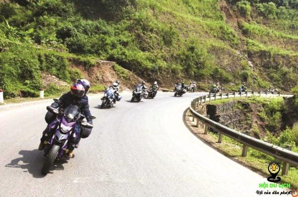 Du lịch Tây Nguyên bằng xe máy