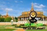Du lịch Campuchia tự túc những điều nên biết