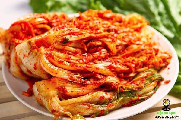Kim Chi - Món ăn đặc trưng của ẩm thực Hàn Quốc