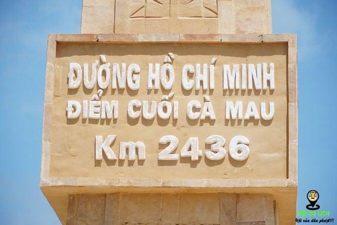 Mũi Cà Mau, cực nam của Tổ quốc