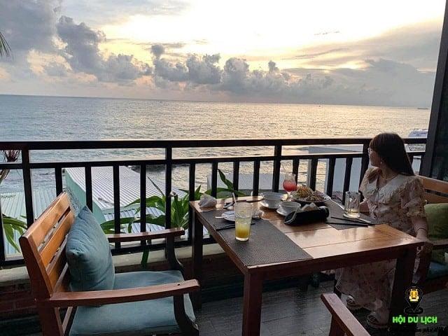 Quán cafe Xin Chào Phú Quốc