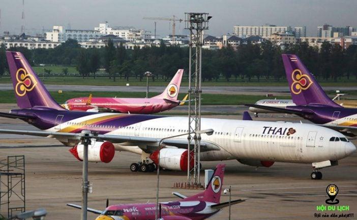 Thái Airways và Malaysia Airlines lao đao vì hàng không giá rẻ