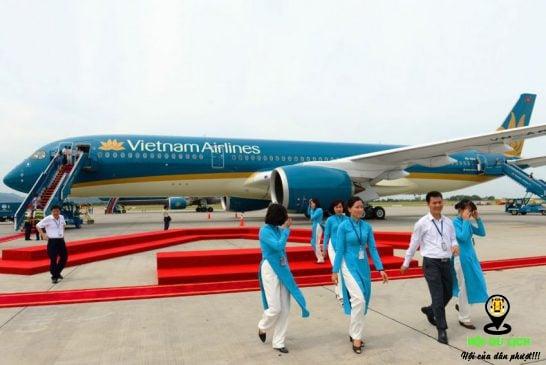 Hãng hàng không Vietnam airlines