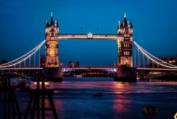 Cây cầu tháp London bắc qua sông Thames đẹp mê hoặc lòng người (ảnh sưu tầm)