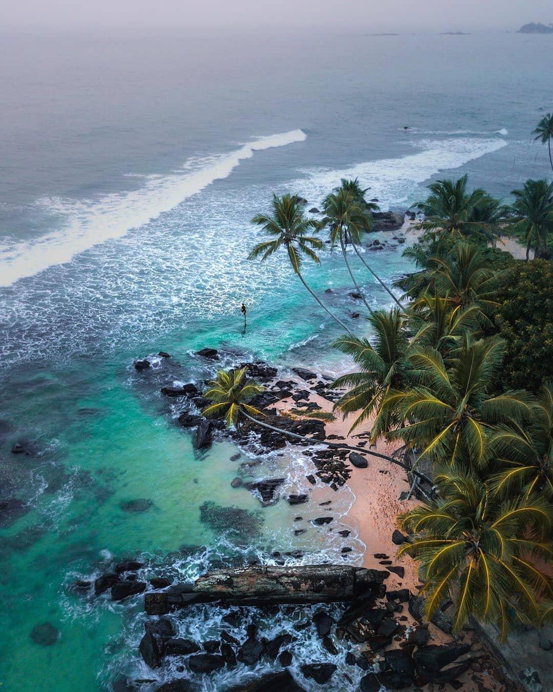 Kinh nghiệm du lịch biển Dalawella