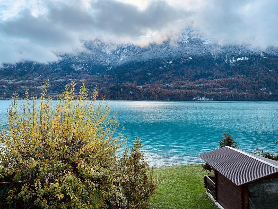 trải nghiệm tuyệt vời khi đến với du lịch hồ Brienz