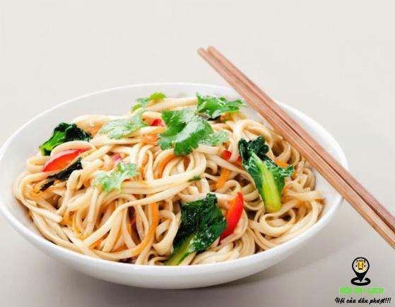 Khám phá các món mì Trung Hoa (ảnh sưu tầm)