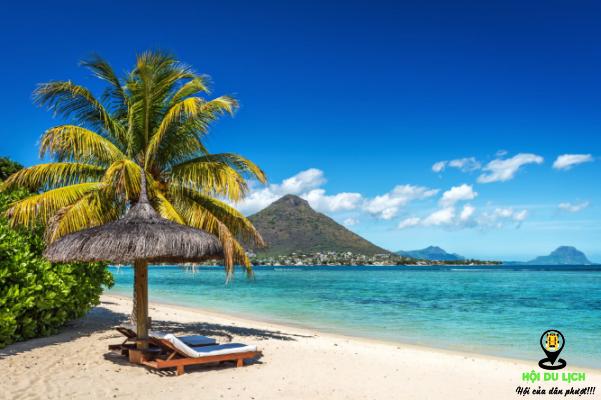 Mauritius có nhiều bãi biển đẹp mê hồn (ảnh sưu tầm)