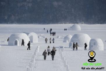 Top 5 trải nghiệm thú vị nhất khi du lịch mùa đông ở Nhật Bản