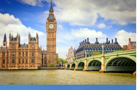 Tháp Bigben điểm du lịch hấp dẫn ở Anh