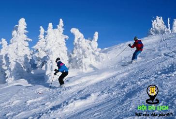 Những điểm đến đẹp như mơ ở mùa đông của Hàn Quốc