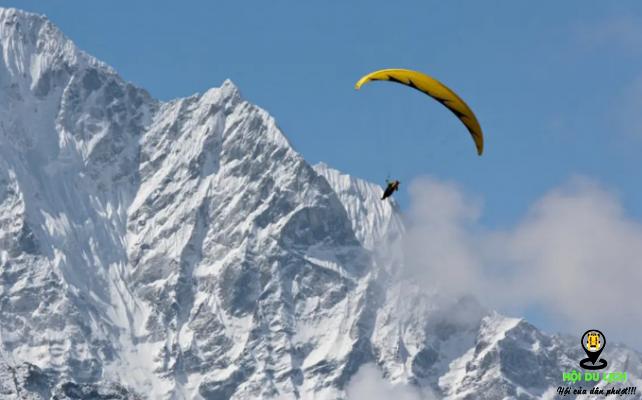 Trải nghiệm thú vị bay dù lượn ở Pokhara (ảnh sưu tầm)