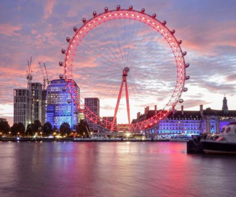 Vòng quay thiên niên kỉ ở London -Anh