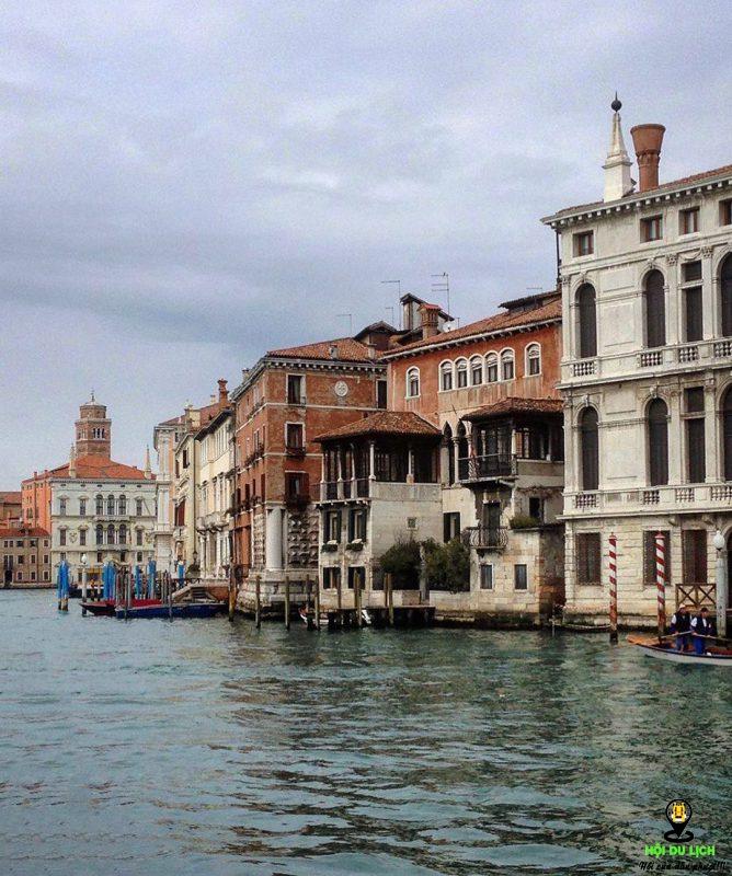 thành phố lãng mạn bậc nhấtVenice - Ý