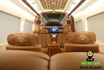 Autokingdom Limousine khai trương tuyến Bình Dương đi Đà Lạt