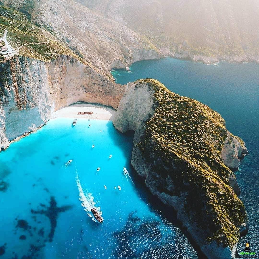 Zakynthos-Greece thiên đường của Hy Lạp