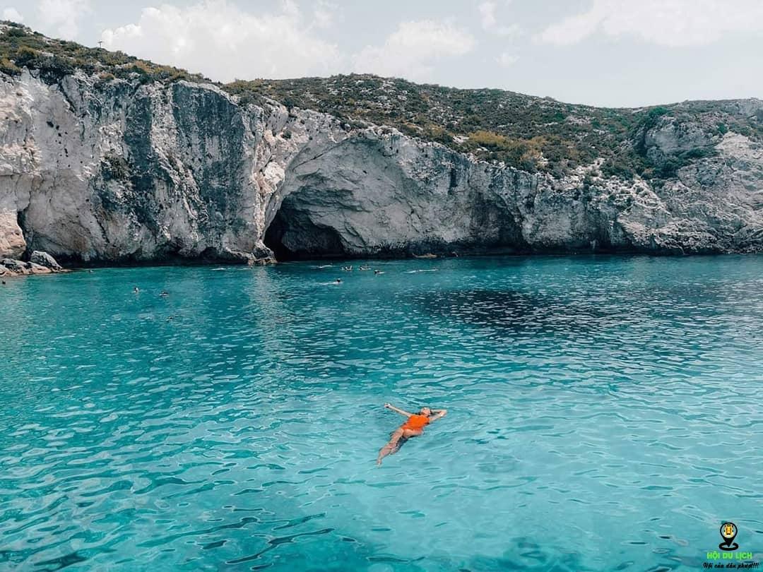Thiên đường của Hy Lạp