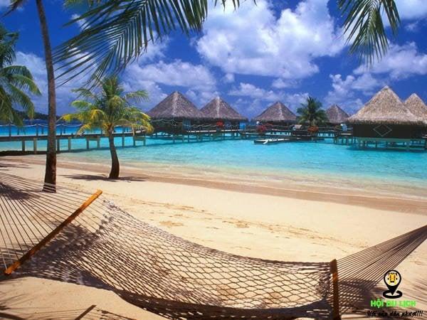 Bora Bora is Paradise - Thiên đường du lịch mới của Pháp