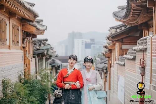 Làng Bukcheon Hanok - nơi tuyệt đẹp đáng để khám phá