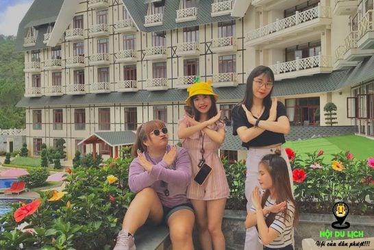 Top 4 resort du khách có thể tận hưởng thiên nhiên ở Đà Lạt