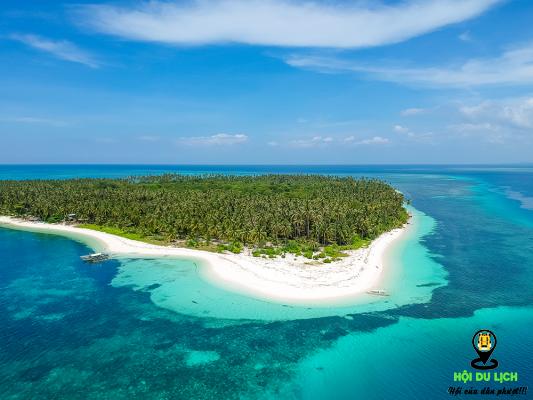 Balabac - Hòn đảo thiên đường của Philippines