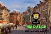 """Thủ đô Warsaw (Ba Lan) - """"Pari của phương Bắc"""""""