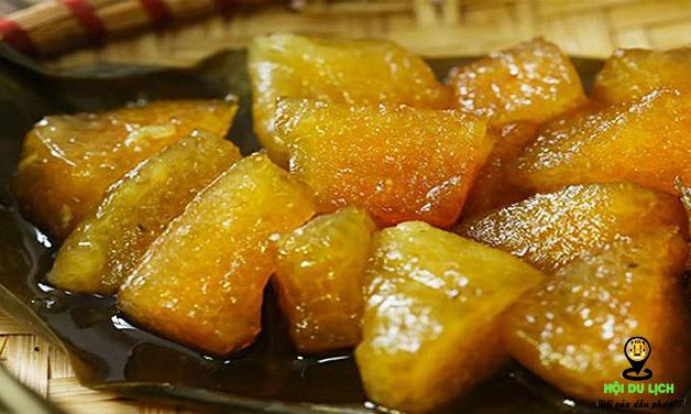 Bánh gio Tây Đình ngon nổi tiếng ở Vĩnh Phúc (ảnh sưu tầm)