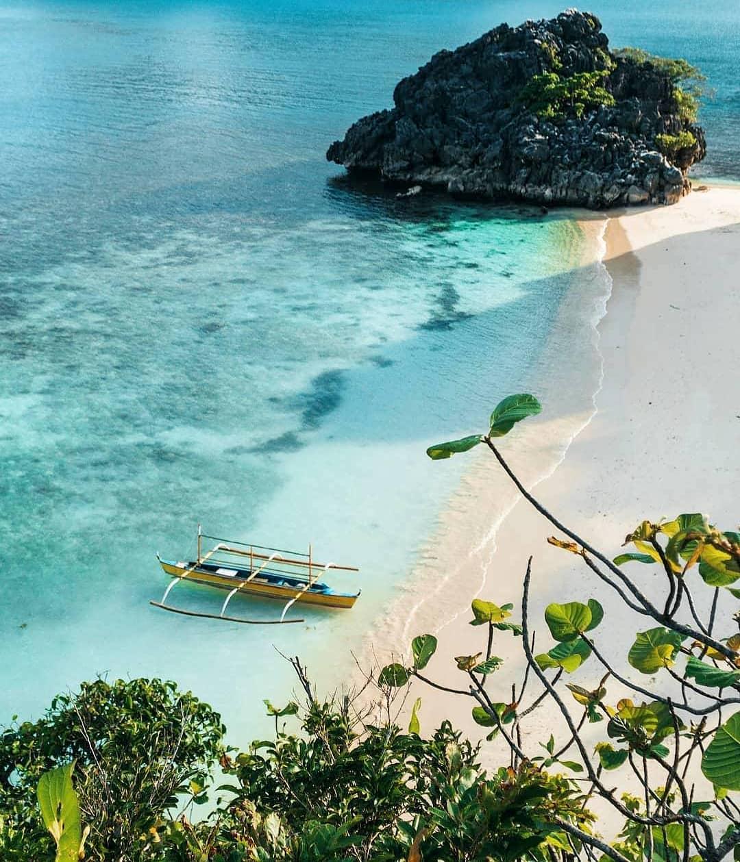 Phong cảnh biển đẹp hút hồn
