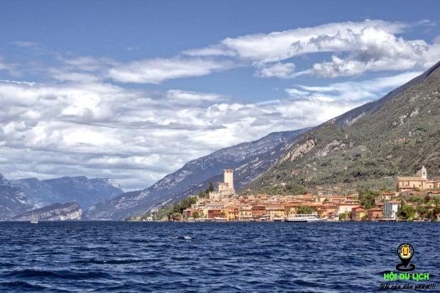 Trải nghiệm tại hồ Garda