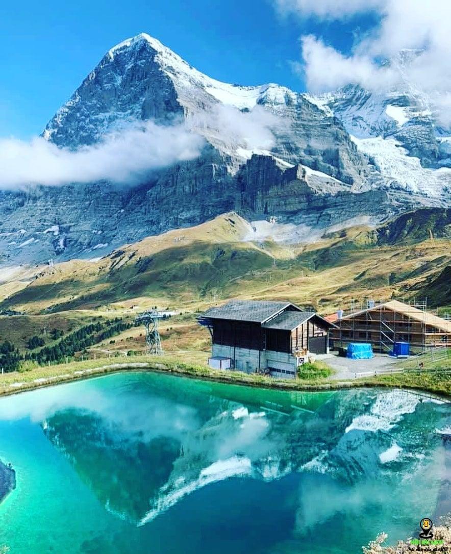 đỉnh núi Jungfrau, Switzerland