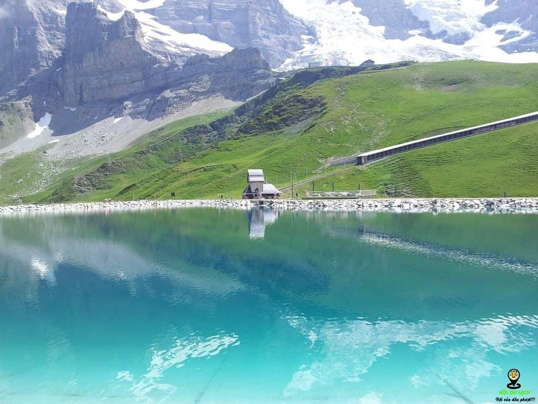 Jungfrau, Switzerland - Khát khao chinh phục của nhiều phượt thủ