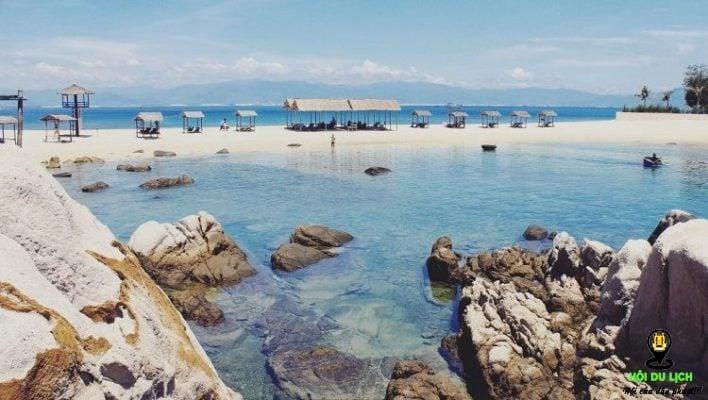 Khám phá đảo Yến ở Nha Trang (ảnh sưu tầm)