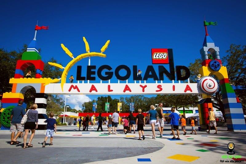 Công viên Legoland ở Malaysia
