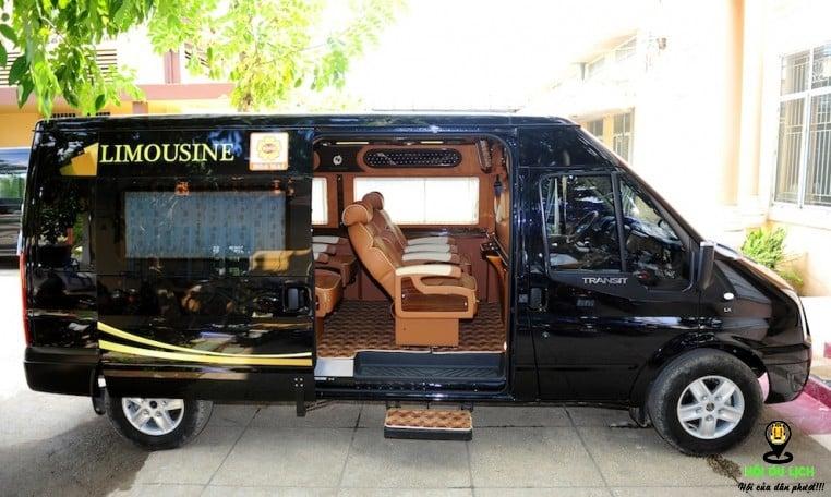 Dcar đem đến mọi dòng xe Limousine đáp ứng yêu cầu của khách hàng