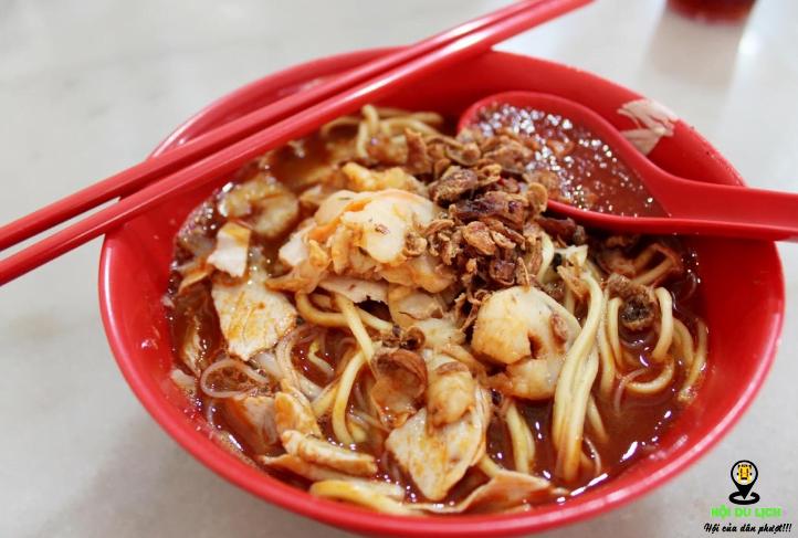 Món ăn đường phố cực ngon trên đường phố Malaysia (ảnh sưu tầm)