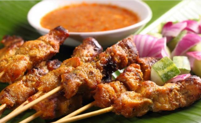Những món ăn vặt cực ngon ở Indonesia (ảnh sưu tầm)